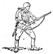 Малая пехотная лопата Tmp1ab-53