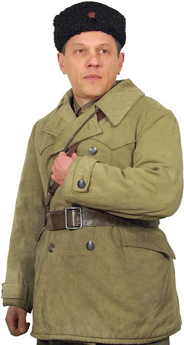 Wwii Russian Uniform 22